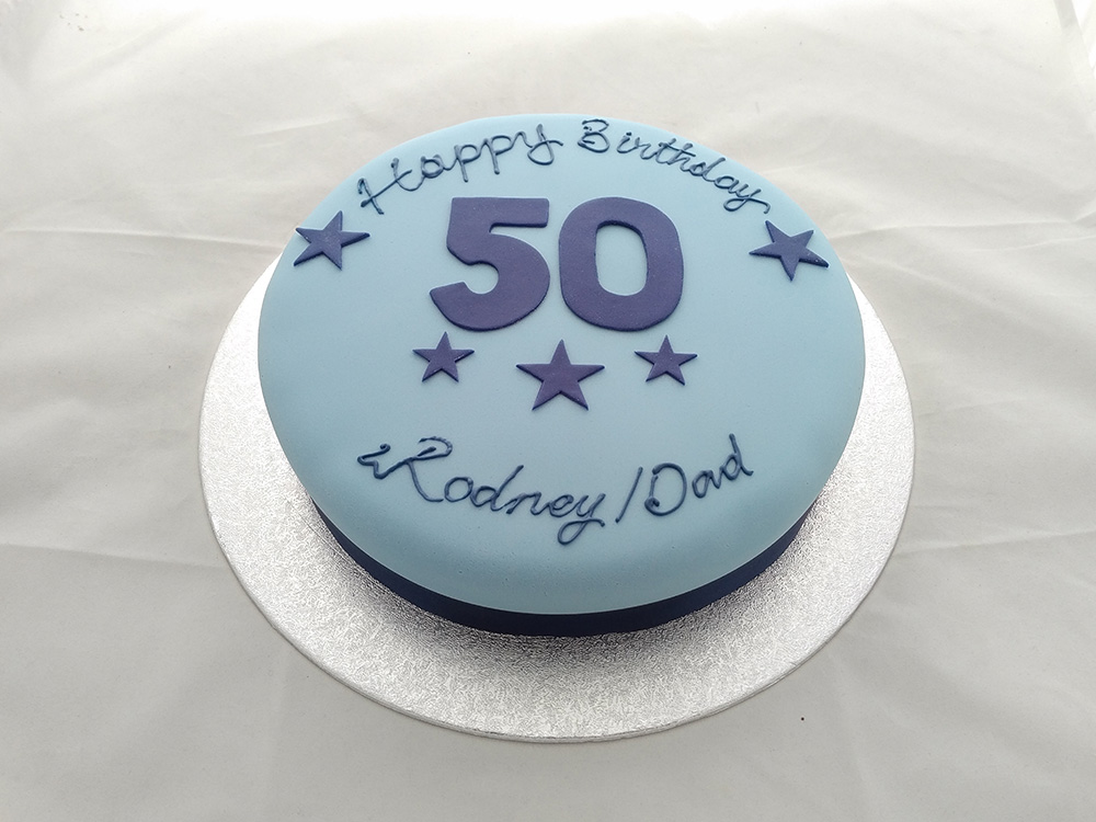 Birthday Cakes Sponge Kitchens