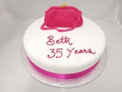 Cake Ref B033