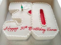 Cake Ref B051