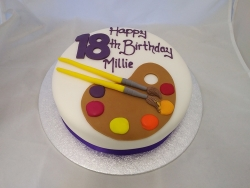 Cake Ref B042