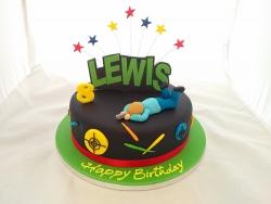 Cake Ref B057
