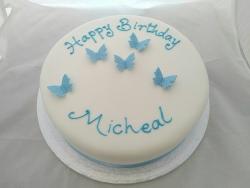 Cake Ref B055